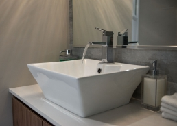Image of modern hand wash basin